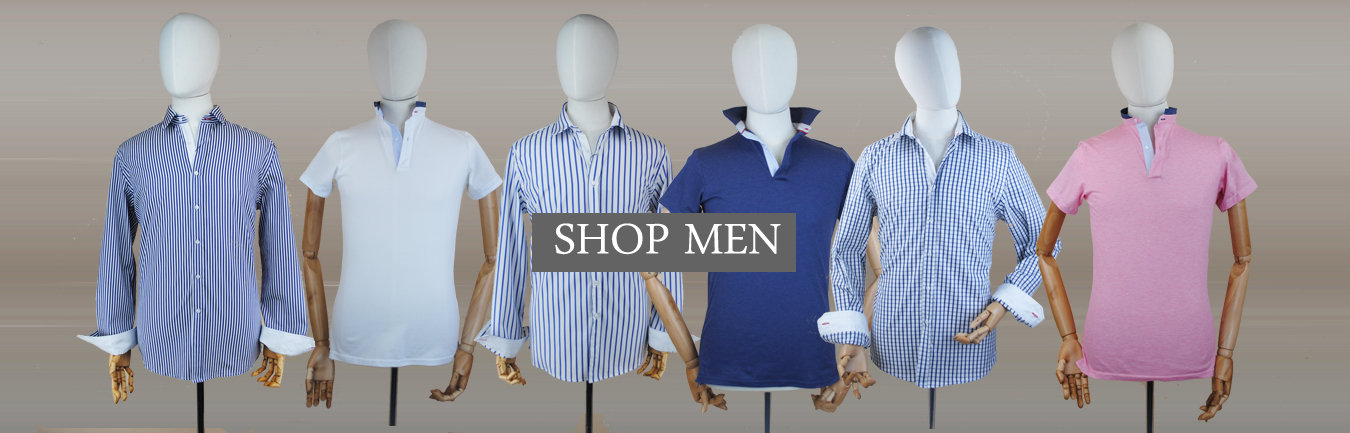 Luxury British mens shirts