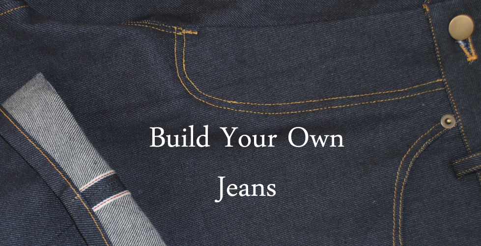 Wolf in Sheep's Clothing   Build your own luxury Jeans
